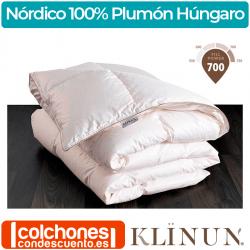 Relleno Nórdico Plumón 100% Oca Húngara 190 gr de Klinun