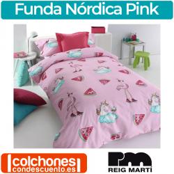 Funda Nórdica Pink de Reig Martí