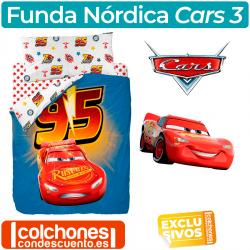 Juego de Funda Nórdica Cars 3 Racing
