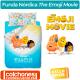 Juego de Funda Nórdica Emoji Color