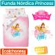 Juego de Funda Nórdica Princess Friends