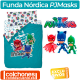 Juego de Funda Nórdica PJ Masks To Be a Hero