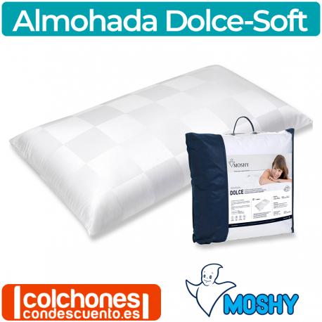 Almohada Viscoelástica Dolce-Soft de Moshy