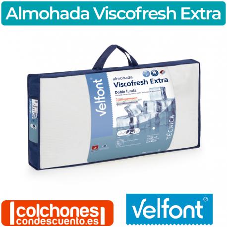 Almohada Viscofresh EXTRA de Velfont