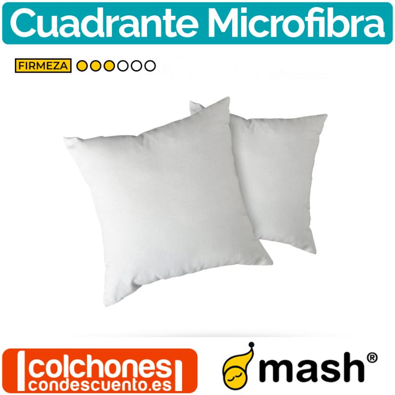 Relleno Cuadrante de Cojín Microfibra de Mash
