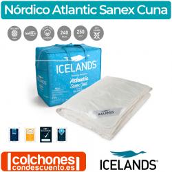 Relleno Nórdico de Cuna Atlántic Sanex de Icelands