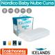 Relleno Nórdico de Cuna Baby Nube de Icelands