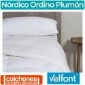 Relleno Nórdico Ordino 90% Plumón de Velfont