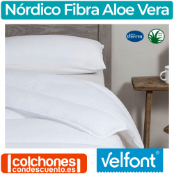Relleno Nórdico Aloe Vera Fibra de Velfont®