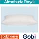 Almohada Royal 100% Duvet de Gobi