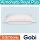 Almohada Royal Plus 100% Duvet de Gobi