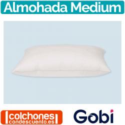 Almohada Medium Duvet de Gobi