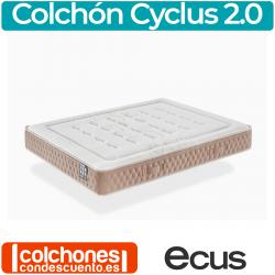 Colchón de Espumación HR Cyclus 2.0 de Ecus