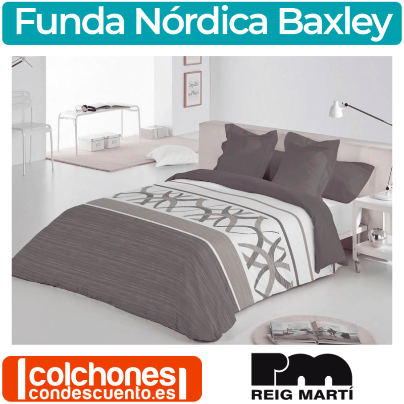 Funda Nórdica Baxley de Reig Martí