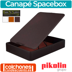 Canapé Abatible de Gran Capacidad Spacebox de Grupo Plikolin