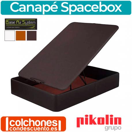 Canapé Abatible Gran Capacidad con tapa 3D transpirable