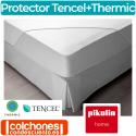 Protector de Colchón y Bajera 2 en 1 Tencel + Thermic PP27 de Pikolin Home