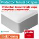 Protector de Colchón Pikolin Home Tencel® Sandwich 3 Capas PP29
