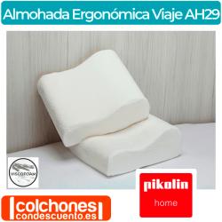 Almohada Ergonómica viaje AH29 de Pikolin Home