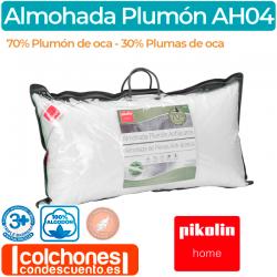Almohada Plumón Antiácaros AH04 de Pikolin Home