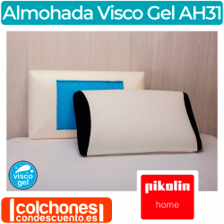 Almohada Viscoelástica con Gel AH31 de Pikolin Home