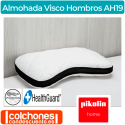 Almohada Viscoelástica Hombros AH19 de Pikolin Home