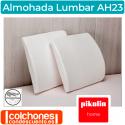 Almohada Viscoelástica Lumbar AH23 de Pikolin Home