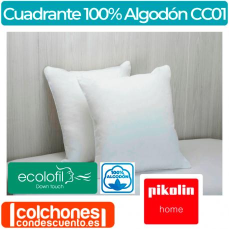 Cuadrante CC01 100% Algodón de Pikolin Home