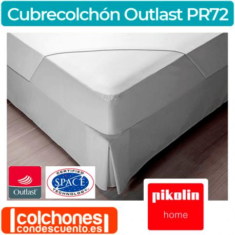 Cubrecolchón Impermeable Outlast PR72 de Pikolin Home