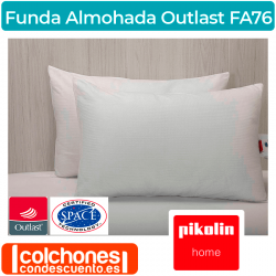Funda para Almohada Outlast Termorreguladora FA76 de Pikolin Home OUTLET