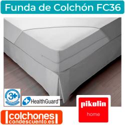 Funda protector de colchón antialérgica de Pikolin Home FC36