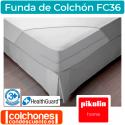 Funda Protector de Colchón Antialérgica Pikolin Home FC36