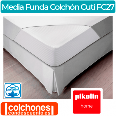 Protector de colchón FC27 Cutí de Pikolin Home