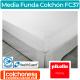 Media Funda Protectora de Colchón Antialérgica Pikolin Home FC37