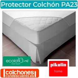 Protector de Colchón Acolchado PA23 de Pikolin Home