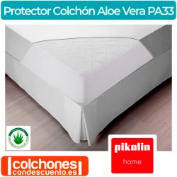 Protector de Colchón Acolchado PA33 de Pikolin Home