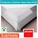 Protector de Colchón Acolchado Impermeable PA33 de Pikolin Home