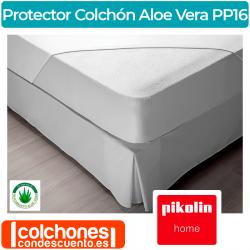 Protector de Colchón Aloe Vera PP16 de Pikolin Home