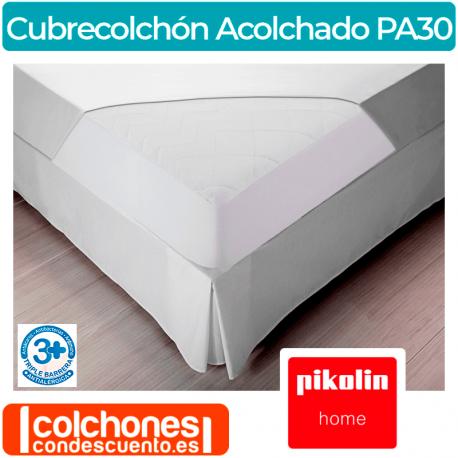 Protector de colchón antialérgico PA30 y acolchado de Pikolin Home