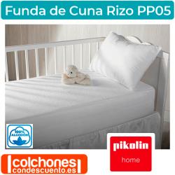 Protector de Colchón Impermeable Rizo Bebé PP05 de Pikolin Home