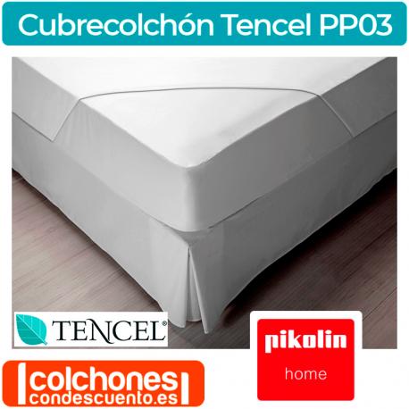 Protector de Colchón Tencel® PP03 Impermeable de Pikolin Home