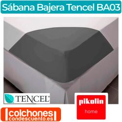Protector de Colchón y Sábana Bajera Tencel BA03 de Pikolin Home