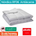 Relleno Nórdico Antiácaros RF06 de Pikolin Home