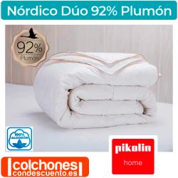 Relleno Nórdico Plumón 92% 4 Estaciones RP85 de Pikolin Home