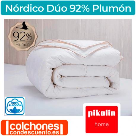 Relleno Nórdico Plumón 92% 4 Estaciones de Pikolin Home