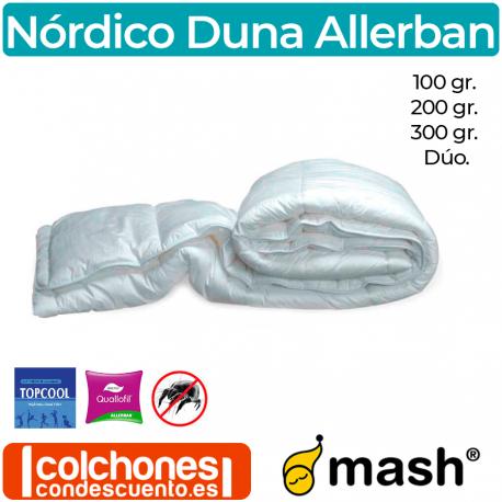 Relleno Nórdico Duna Allerban de Mash