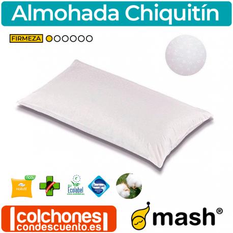 Almohada de Fibra Chiquitín de Mash