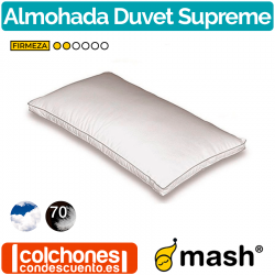 Almohada de Plumas Supreme de Mash