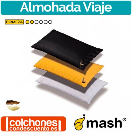 Almohada Viaje Viscoelástica de Mash