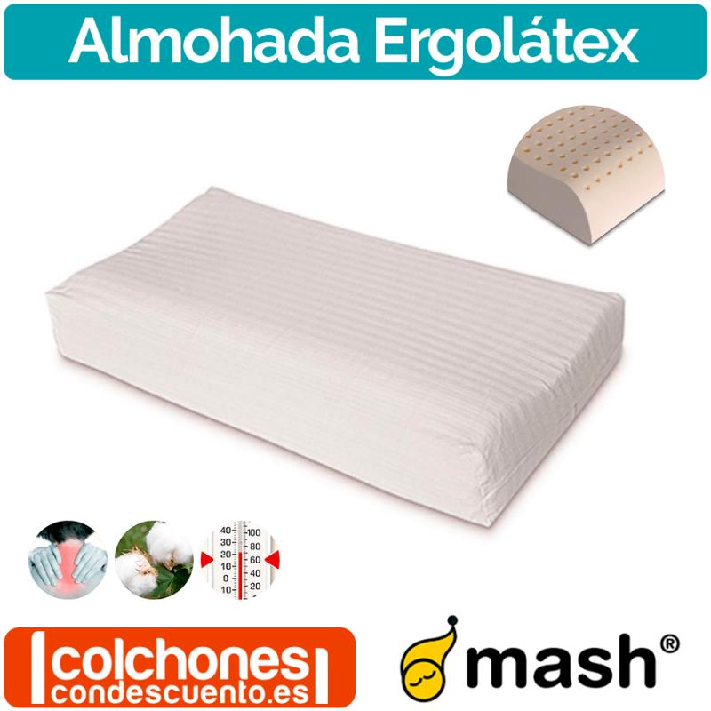 Almohad Ergolátex de Mash